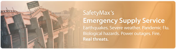 SafetyMax Emergency Supply Service