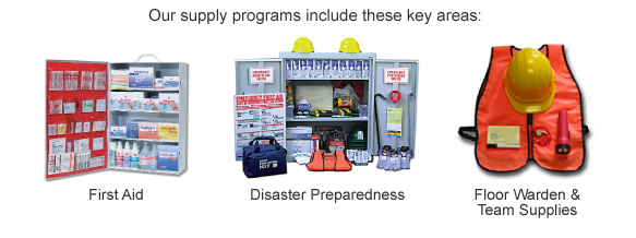 National Supply Programs | SafetyMax com - Emergency